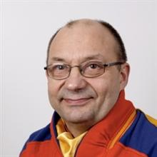 Sametingspresident Egil Olli