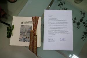 På forhånd samlet vi inn underskrifter i Norge